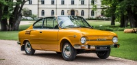 50 лет модели 110 R: полвека назад ŠKODA представила свое легендарное спортивное купе