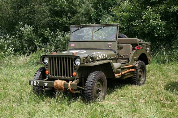 Willys MB фото