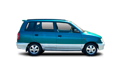Daihatsu Pyzar 1998-2002