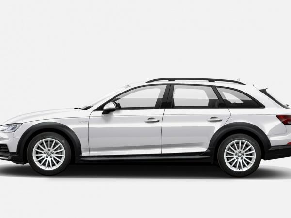 Audi A4 allroad quattro фото