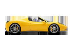 Ferrari 488 Spider 2015-2021 новый кузов комплектации и цены