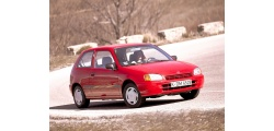 Toyota Starlet хэтчбек 1996-1999