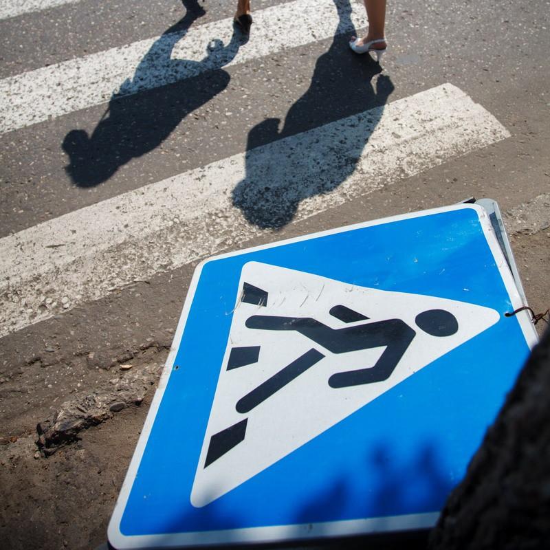 ВНижнем Новгороде 24-летняя автоледи сбила 2-х пожилых людей напешеходном переходе