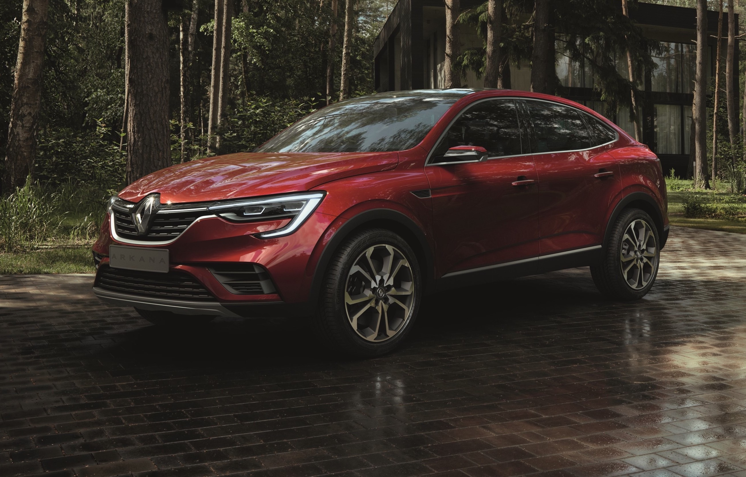Renault Arkana фото