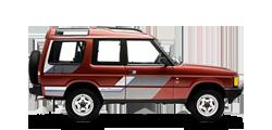 Land Rover Discovery среднеразмерный внедорожник 1989-1998