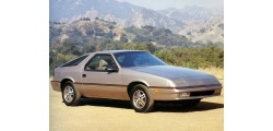 Dodge Daytona 1984-1993