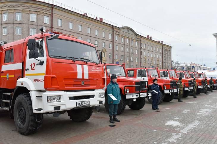Двадцать единиц новой техники пополнили арсенал нижегородского ПСГ