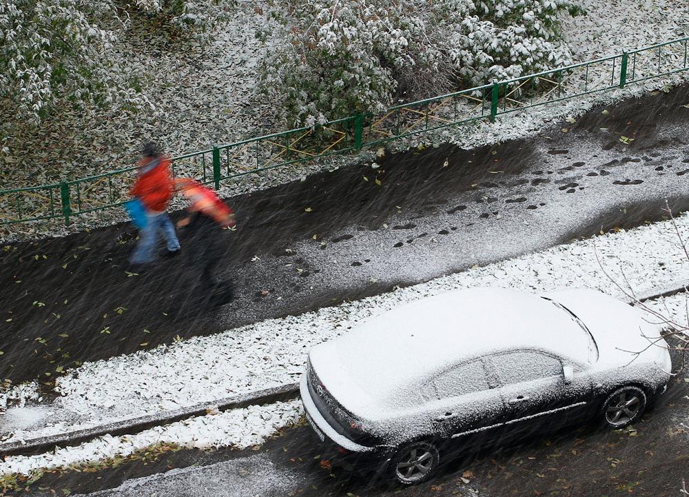 Сильные дожди имокрый снег ожидаются вНижегородской области