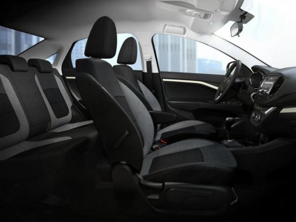 LADA (ВАЗ) Vesta седан фото