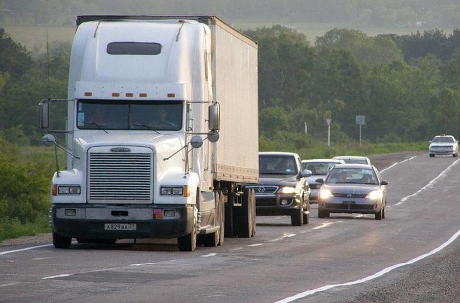 Советы передвижения по трассе