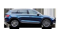 SKODA Kodiaq Скаут 2017-2021 новый кузов комплектации и цены