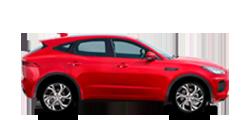 Jaguar E-Pace 2017-2021 новый кузов комплектации и цены