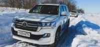 Большой тест-драйв Toyota: мужские радости
