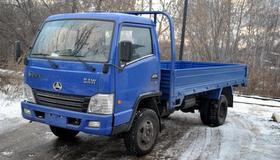 Ищем отличия у китайских грузовичков BAW
