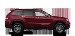 Jeep Grand Cherokee полноразмерный кроссовер 2013-2020 новый кузов комплектации и цены