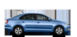 SKODA Rapid лифтбэк 2017-2021 новый кузов комплектации и цены