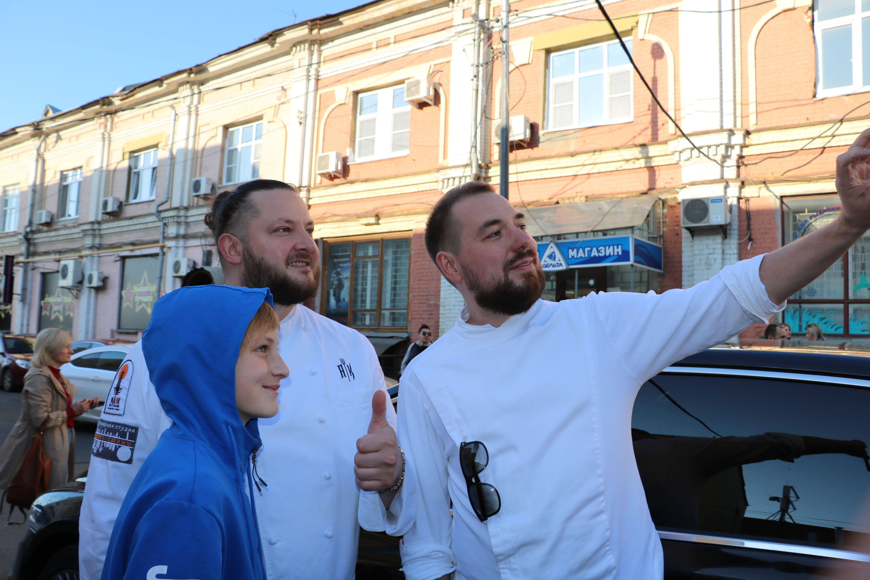 Андрей Сулима и Ивлиев в Нижнем Новгороде