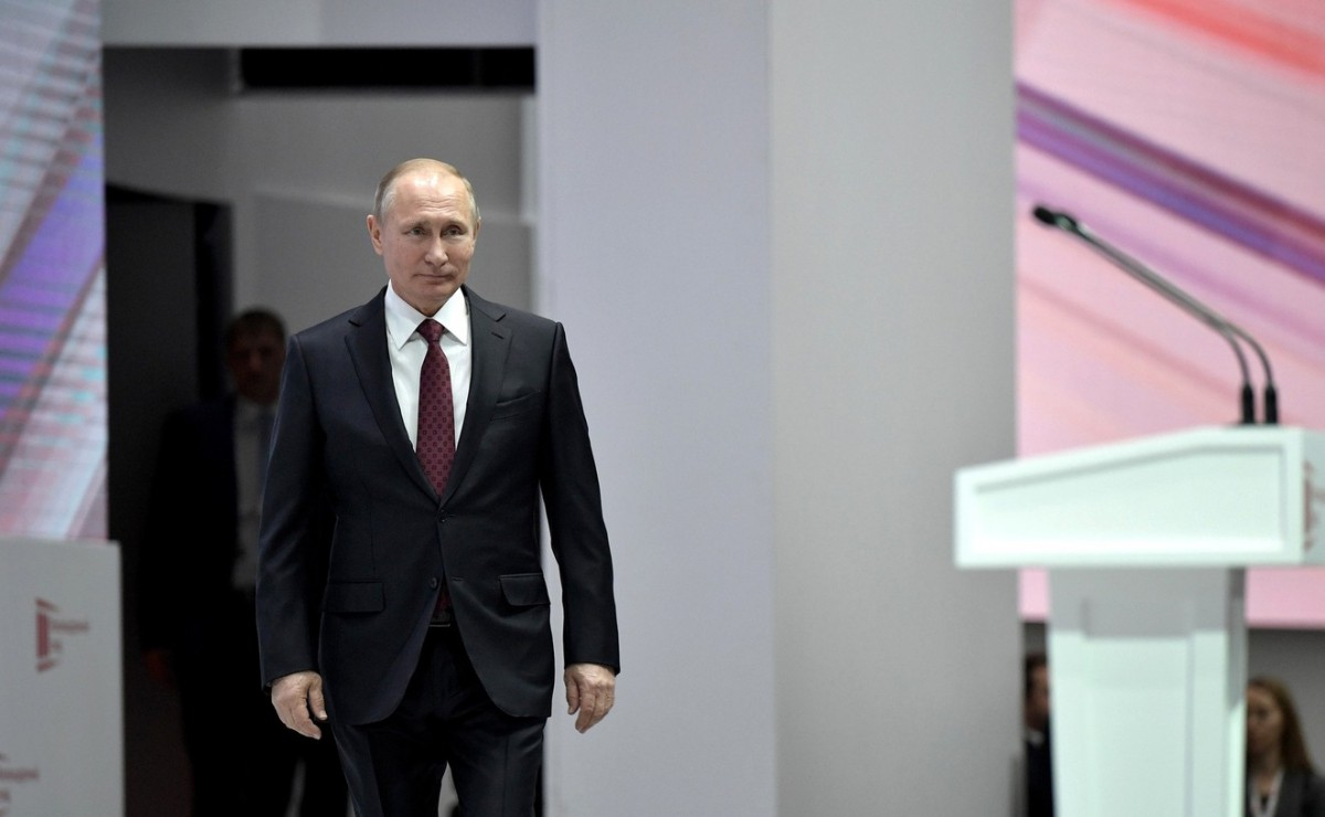 Владимир Путин посетит сегодня Нижний Новгород