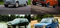 5 российских авто вошли в рейтинг странных машин из Восточной Европы